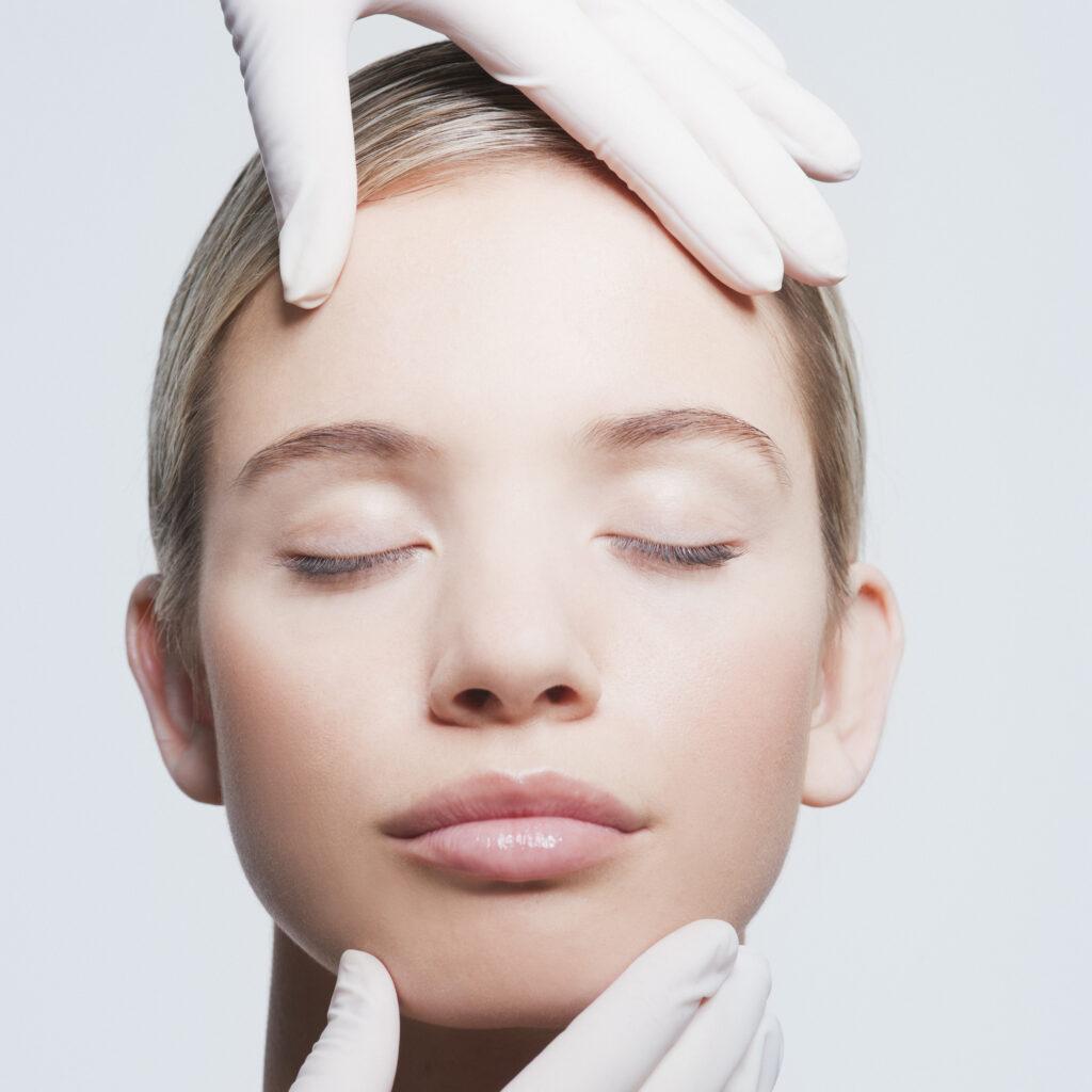 client after napa plastic surgery